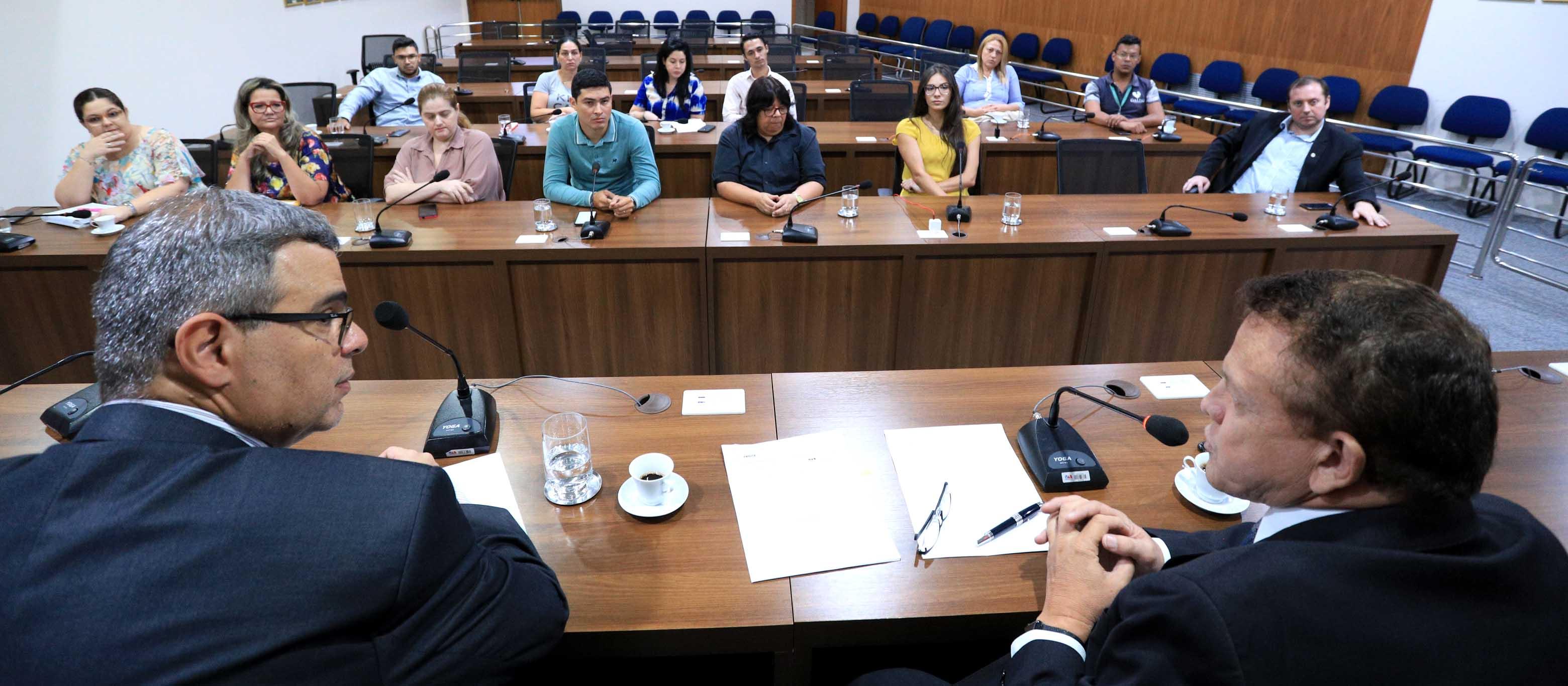 OAB/MS recebe denúncias de candidatos do processo eleitoral para Conselheiros Tutelares
