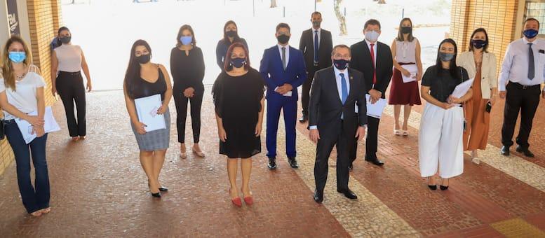 Marta do Carmo Taques destaca a jovens advogados (as) importância da conduta ética