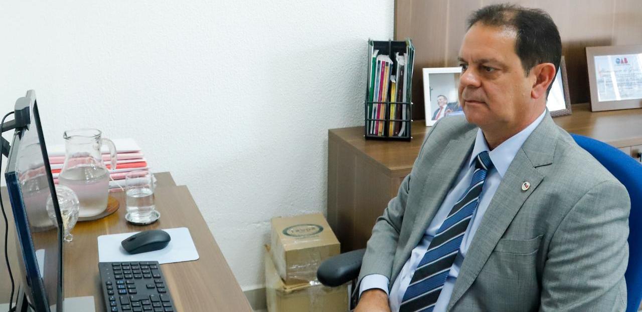 Walfrido Azambuja participa de debate sobre início da 2ª etapa das audiências presenciais no TRT24