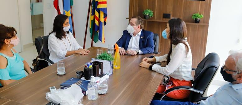 Subsecretária Municipal pede apoio da OAB/MS para implementar políticas de paridade