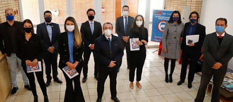 De prerrogativas a marketing jurídico: Mansour Karmouche destaca conquistas da OAB/MS no cenário nacional