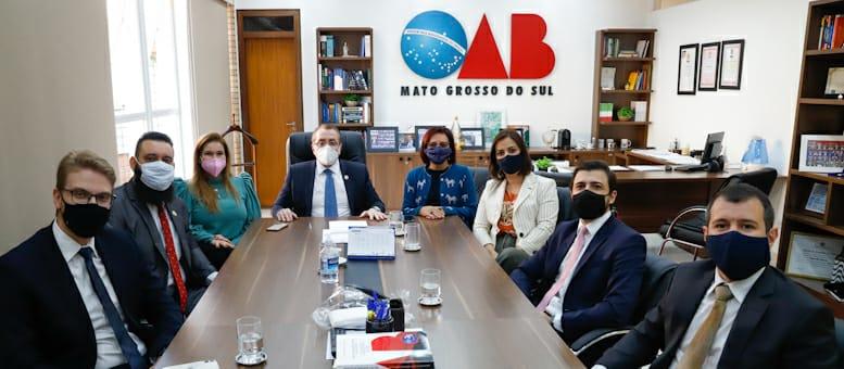 Novos membros tomam posse nas Comissões de Fiscalização da Advocacia e Direito Aeronáutico